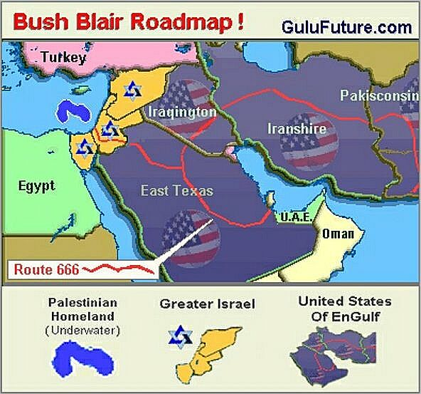 Image drole et amusante usa_middle-east_roadmap.jpg